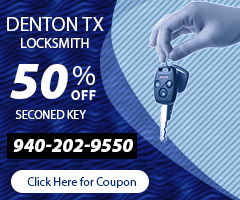 locksmiths service Denton TX